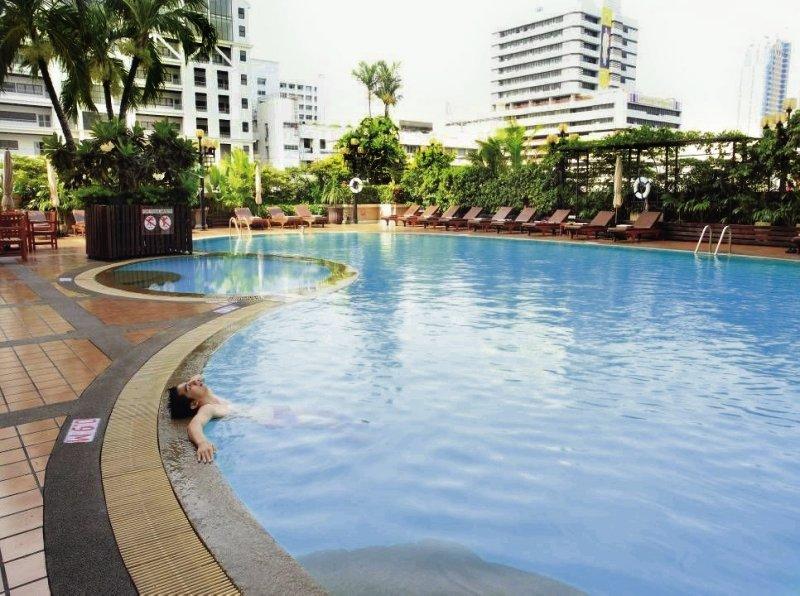 Novotel Siam Square Pool
