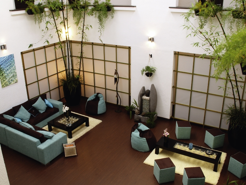 The Bay Lounge/Empfang