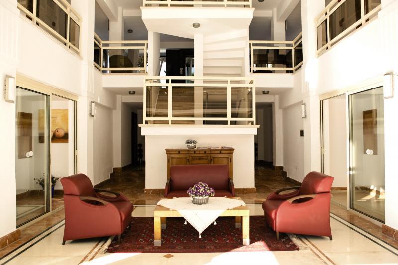 Villa Gizem  Lounge/Empfang