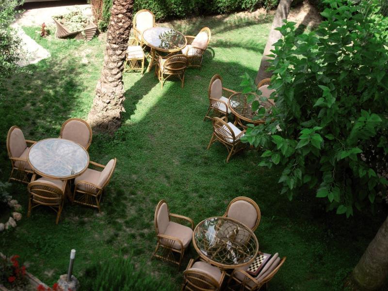Villa Gizem  Garten