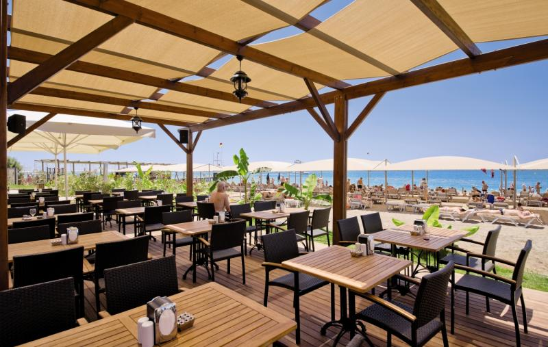 TUI DAY&NIGHT Connected Club Life Belek  Terrasse