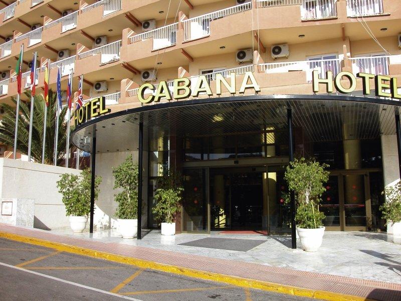 Cabana Außenaufnahme