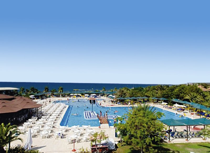 Paloma Paradise Beach Pool