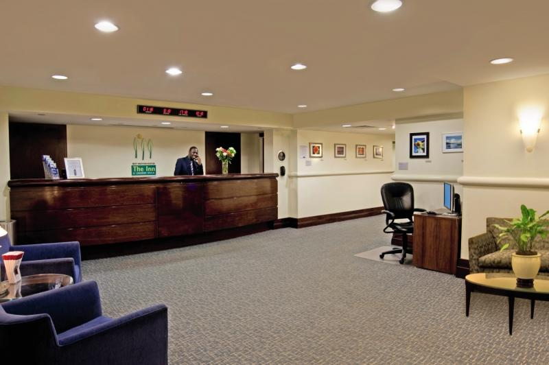 The Inn at Longwood Medical Lounge/Empfang