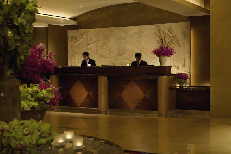 The Gwen, a Luxury Collection Hotel, Chicago Lounge/Empfang