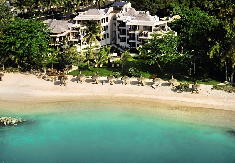 Le Cardinal Exclusive Resort Außenaufnahme