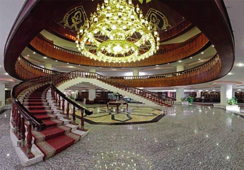 Emerald Resort & Aqua Park  Lounge/Empfang