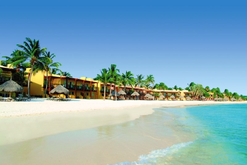 Tamarijn Aruba All Inclusive Strand