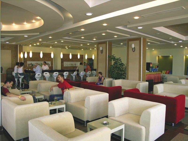 Hane Hotel Lounge/Empfang