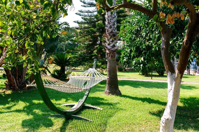 Hane Hotel Garten