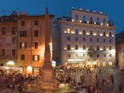 Urlaub im Albergo del Sole Al Pantheon - hier günstig online buchen