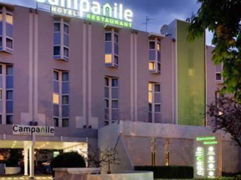 Urlaub im Campanile Paris Sud - Porte d´ Italie - hier günstig online buchen