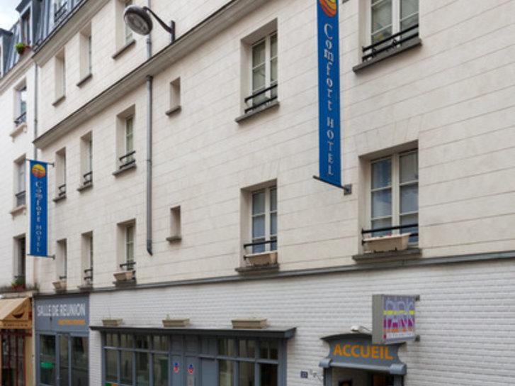 Urlaub im Hotel Paris La Fayette - hier günstig online buchen