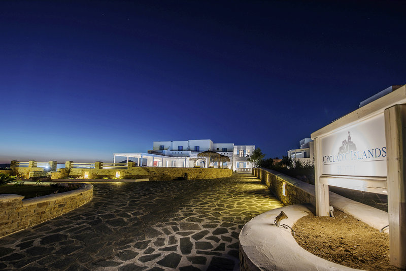 Urlaub im Cycladic Islands - hier günstig online buchen