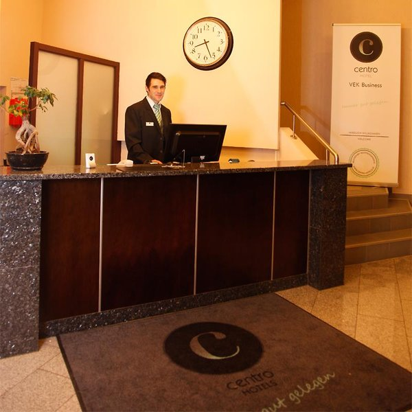 Best Western Hotel Hannover-City Lounge/Empfang