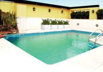 America Plaza Pool