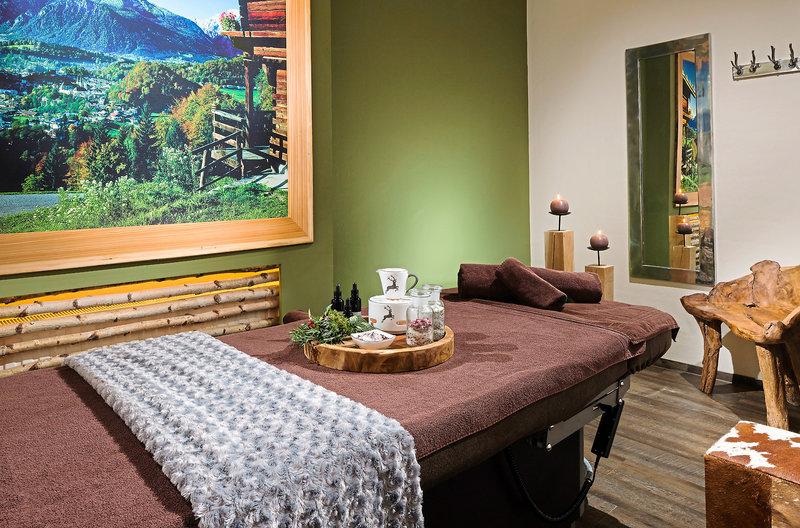 Berghotel Rehlegg Wellness
