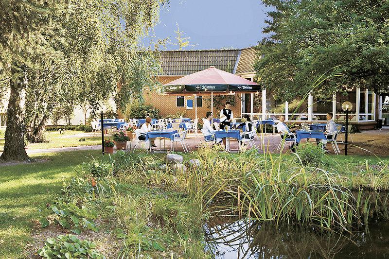Elbotel Rostock Garten