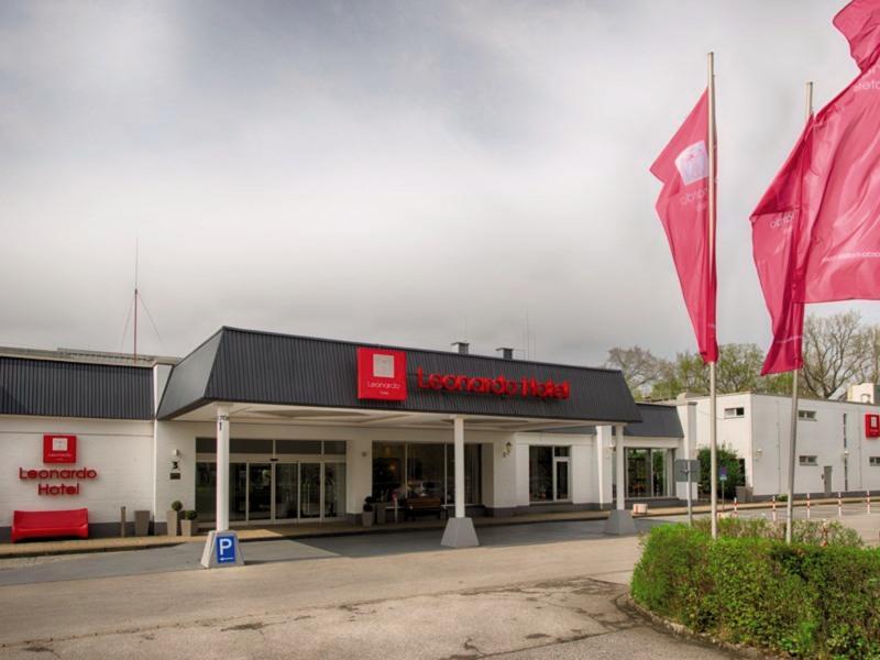 Leonardo Hotel Düsseldorf Airport - Ratingen  Außenaufnahme