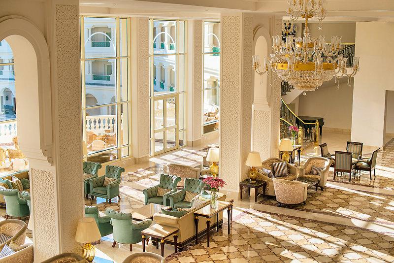 Baron Palace Resort Lounge/Empfang