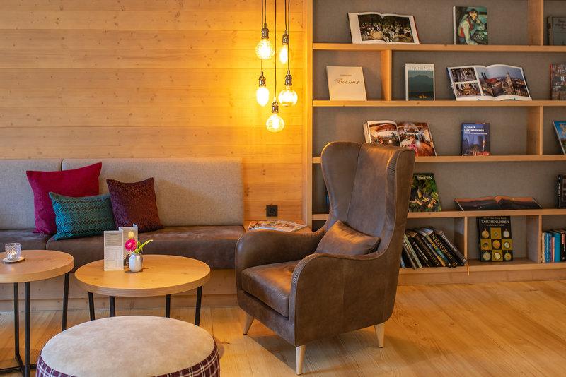 HELDs Vitalhotel  Lounge/Empfang