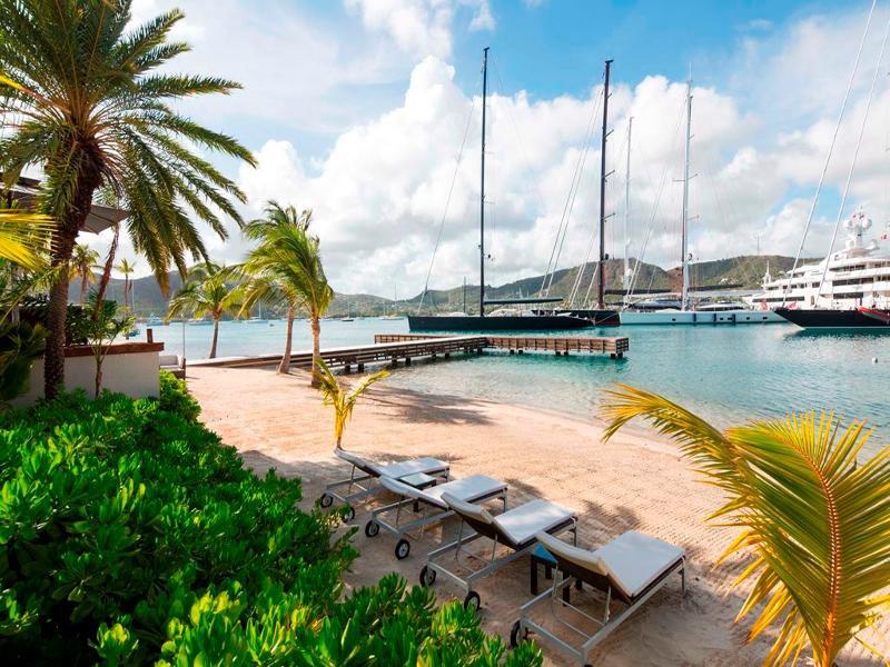 South Point Antigua Strand