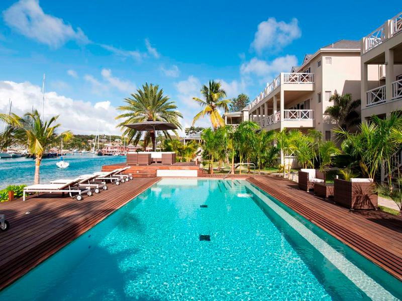 South Point Antigua Pool