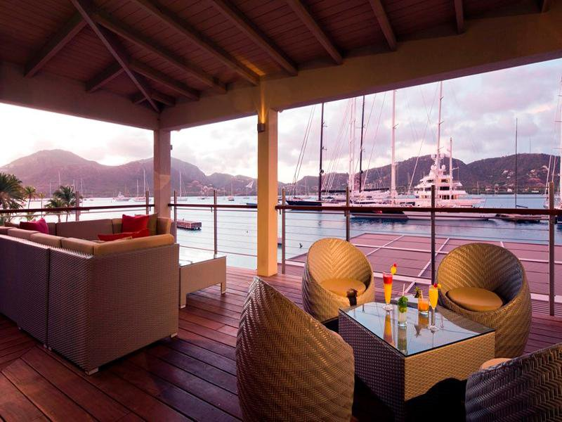 South Point Antigua Restaurant