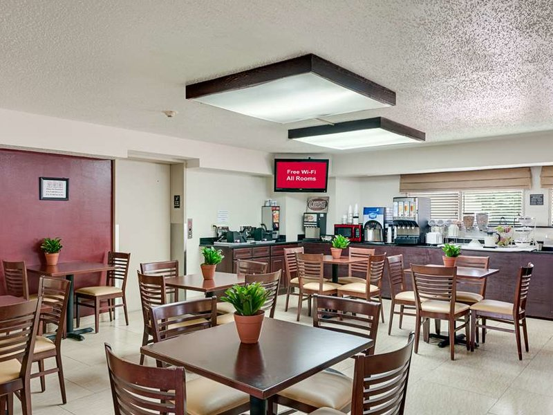 Sleep Inn New Orleans Airport Restaurant