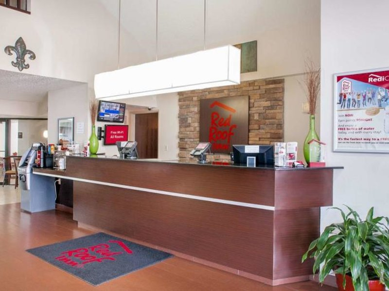 Sleep Inn New Orleans Airport Lounge/Empfang