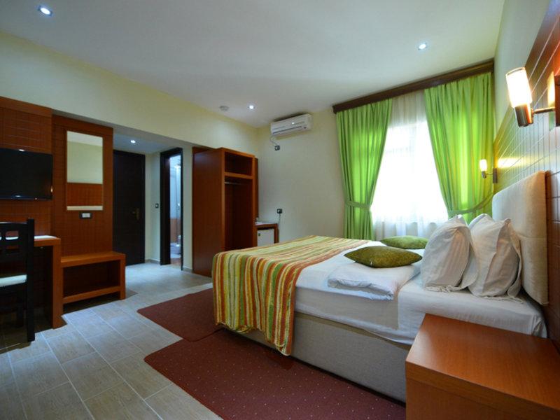 City Hotel Tirana Wohnbeispiel
