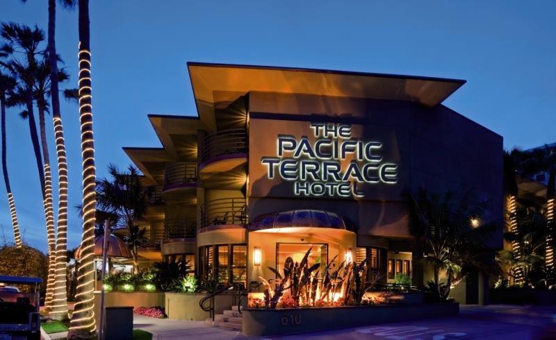 Pacific Terrace Außenaufnahme