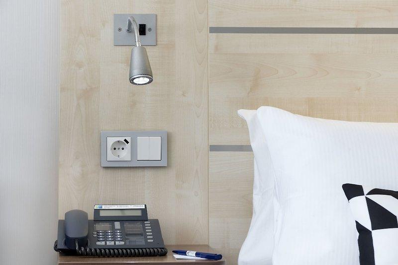 Holiday Inn Express Singen Badezimmer