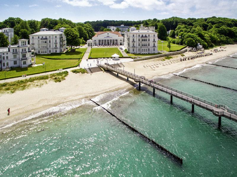 Grand Hotel Heiligendamm Außenaufnahme