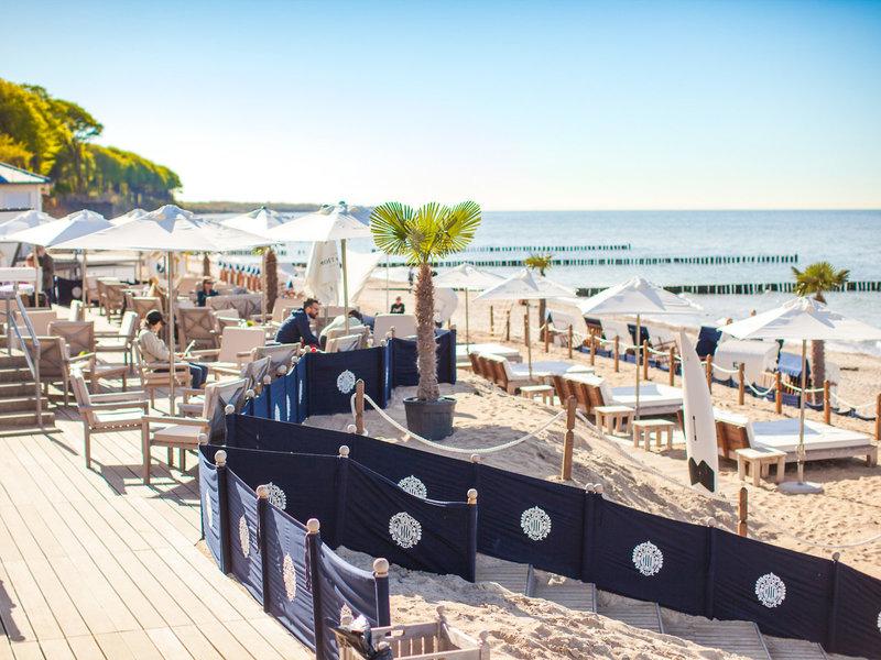 Grand Hotel Heiligendamm Strand