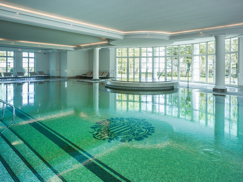 Grand Hotel Heiligendamm Pool