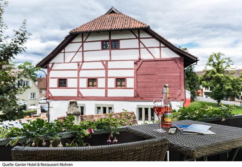 Ganter Hotel & Restaurant Mohren Außenaufnahme