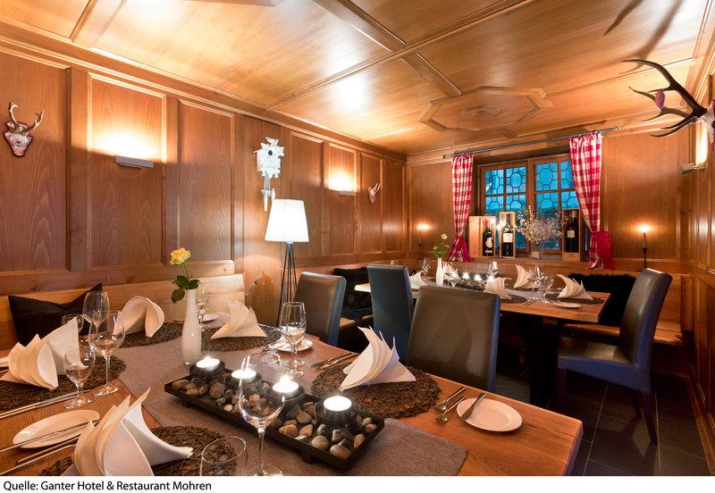 Ganter Hotel & Restaurant Mohren Lounge/Empfang