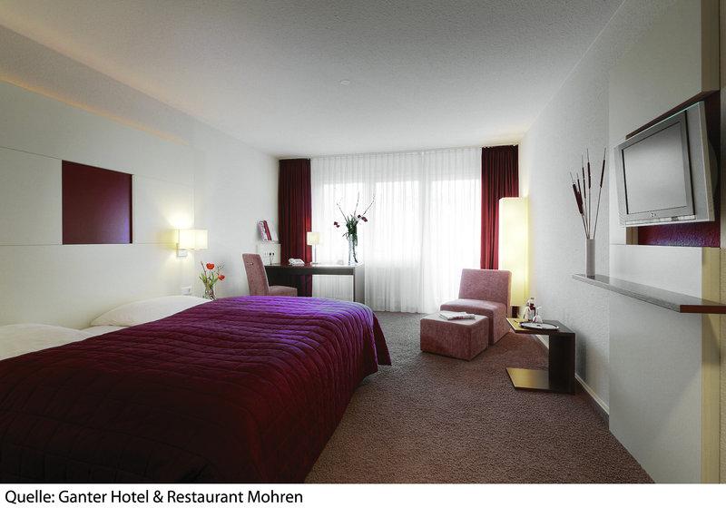 Ganter Hotel & Restaurant Mohren Wohnbeispiel