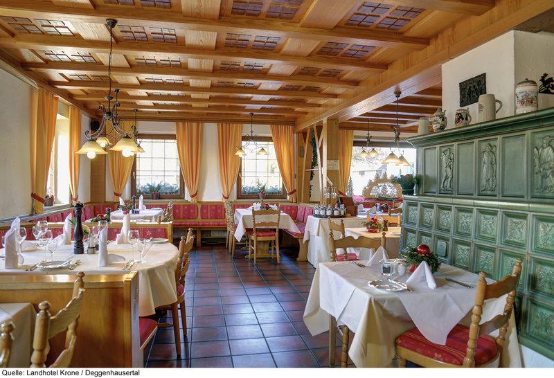 Landhotel Krone Roggenbeuren Restaurant