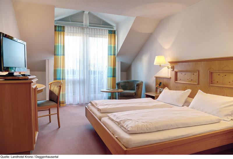 Landhotel Krone Roggenbeuren Wohnbeispiel