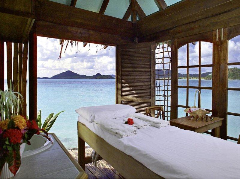 Cocobay Resort Badezimmer