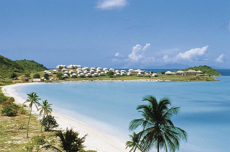 Cocobay Resort Landschaft