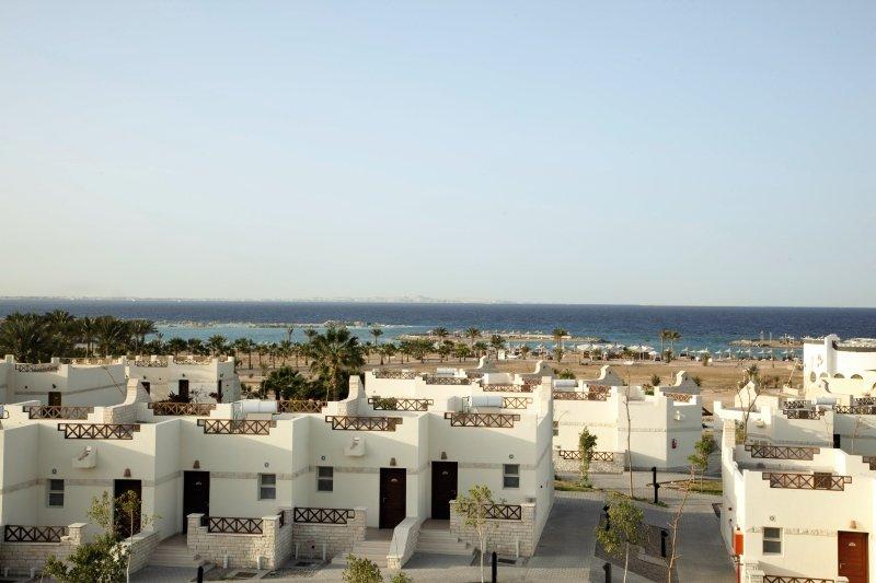 Hurghada Coral Beach Außenaufnahme