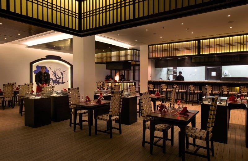 SUNRISE Montemare Resort - Erwachsenenhotel Restaurant