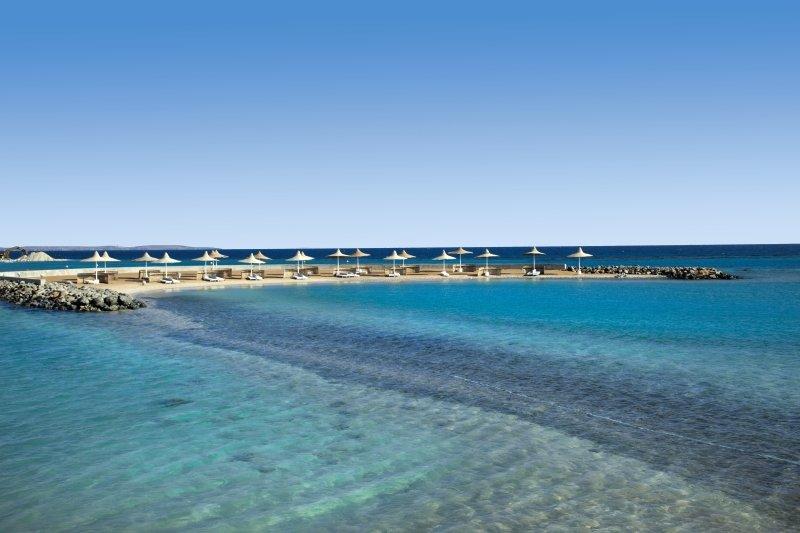 Hurghada Coral Beach Strand