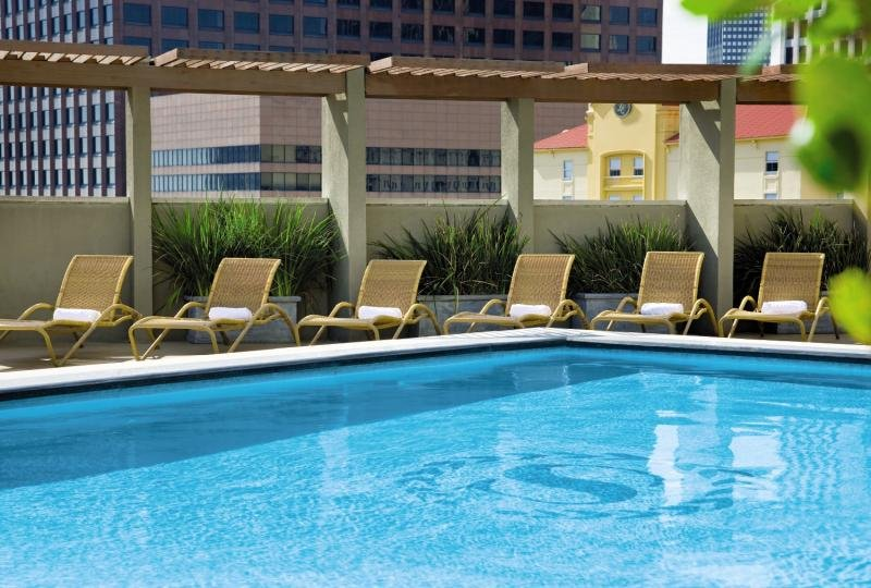 Sheraton New Orleans Pool