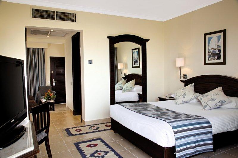 Hurghada Coral Beach Wohnbeispiel