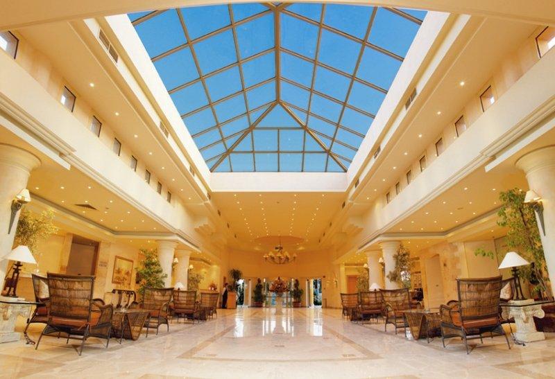 Hurghada Coral Beach Lounge/Empfang