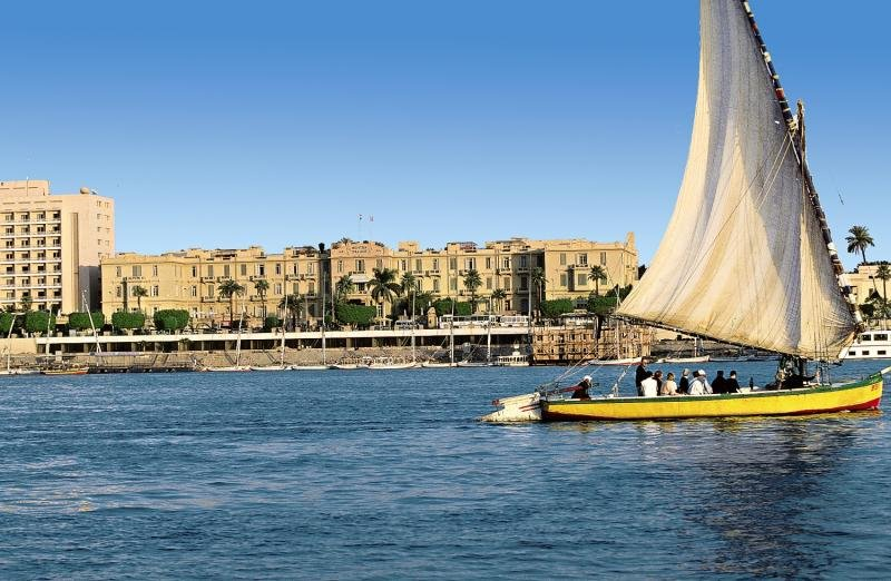 Sofitel Winter Palace Luxor Strand